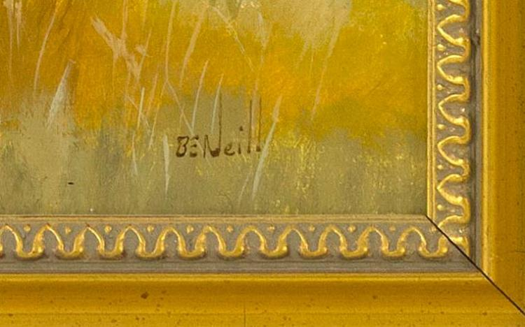 BEN NEILL, Cape Cod, Contemporary,