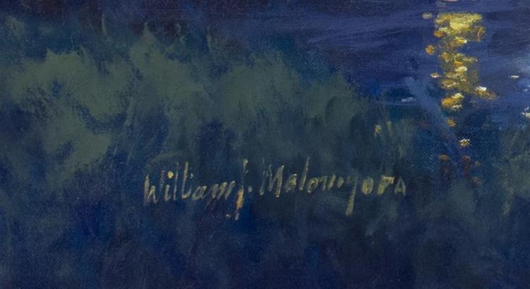 WILLIAM J. MALONEY, Massachusetts, Contemporary,