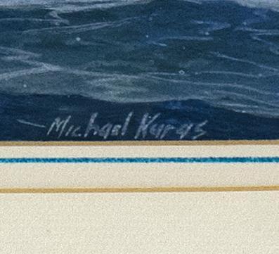 MICHAEL B. KARAS, American, b. 1954,