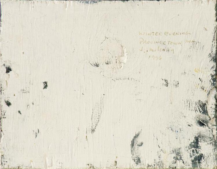 JOHN MULCAHY, Cape Cod, 1931-2012,