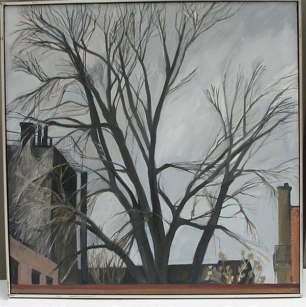 SELINA TRIEFF, American, b. 1934,