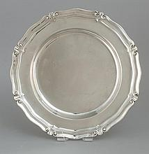 TIFFANY STERLING SILVER CHARGER In the