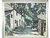 Adrian Chorley (b1906) NEAR BUILTH WELLS Signed, Adrian William Herbert Chorley, Click for value