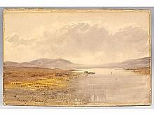 William Percy French, Irish (1854-1920) LOUGH