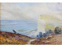 Elliot H Marten, Scottish (fl.1886-1910) ON THE