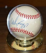 Baseball Signed