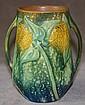 1930's Roseville Pottery  Sunflower Pot