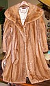 Golden Mink Jacket by