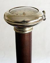 Forte CANNE porte-montre (montre à réviser) fût en acajou