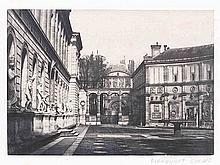 Louis Désiré BLANQUART-ÉVRARD (1802-1872). Abside de l'église de Notre-Dame , Ar
