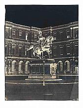 Édouard-Denis BALDUS [Attribué à] (1813-1889). Statue équestre de François 1er.