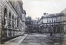 BAYARD & RENARD, COLLIN, MARVILLE, FORTIER. Pavillon de l'horloge au Louvre , Éc
