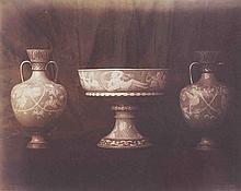 Louis-Rémy ROBERT (1811-1882). Vases de Sèvres : vase étrusque de Naples (INV n°