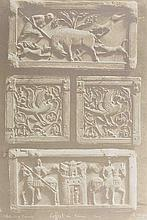 Henri LE SECQ (1818-1882). Collection de Mr Depaulis : empreintes et bas-reliefs