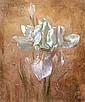 Rychkov Alexeï - Iris - 50x40 - Huile sur toile.