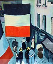 D'après Raoul DUFY, les peintres témoins de leur temps, l'homme dans la ville, l