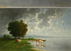 NEPPEL, HEINRICH (1874-1936)