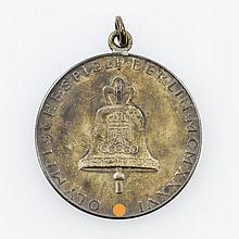 Olympiade 1936 - Silbermedaille