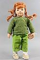 KÄTHE KRUSE Doll, 20th century,