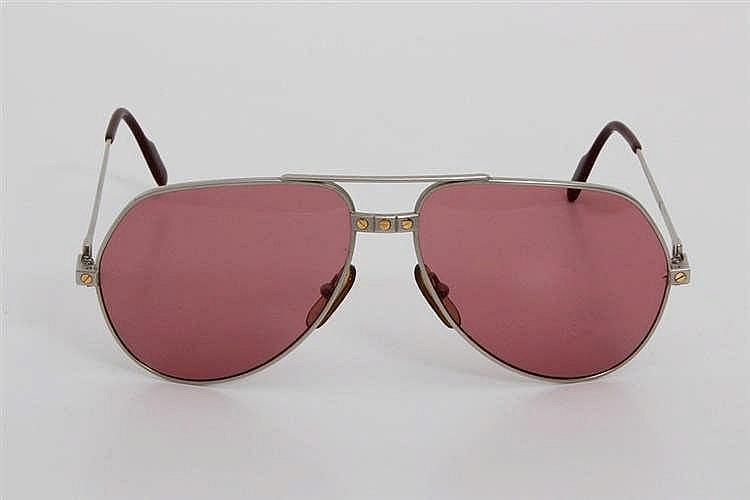CARTIER exklusive Sonnenbrille