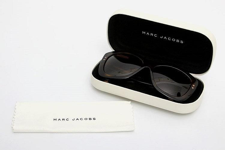 marc jacobs extravagante sonnenbrille havanna koll 2014. Black Bedroom Furniture Sets. Home Design Ideas