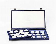 Box mit 39 SILBERmünzen der allgemeinen Thematik