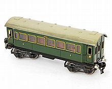 MÄRKLIN Personenwagen 17510, Spur 0, ca. 1930er Jahre,