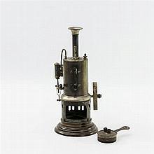 BING/ FRANKREICH(?) Dampfmaschine, ca. 1920/30er Jahre,