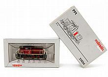 MÄRKLIN Diesellok 37654, Spur H0,