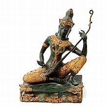 Ramakien-Figur. THAILAND, 20. Jh.