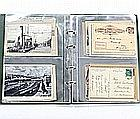 Postkarten/Ganzsachen - überwiegend III. Reich
