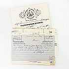 Bayern/ Deutsches Reich - 11 Telegramme 1859/1923,
