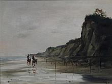 SCHATZ, MANFRED (1925-2004): Reiter an der Künste, 19./20. Jh.,