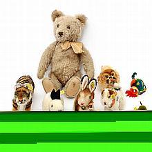 steiff bears for sale invaluable. Black Bedroom Furniture Sets. Home Design Ideas