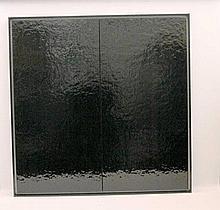 """SCHLENKER, FELIX (1920-2010): """"Lackbild"""", 1975,"""