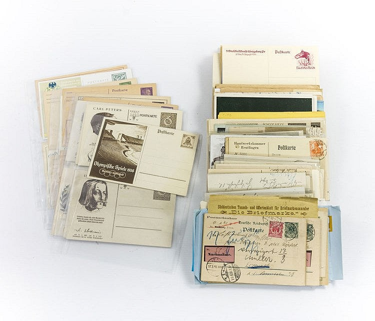 Briefe Und Postkarten 2018 : Konvolut postkarten feldpostkarten und briefe in tüte