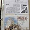 Numisblätter/-briefe aus aller Welt - 3 Alben mit Numbisblättern mit Münzen und Banknoten aus aller Welt, Jahrgänge 1984-1988,