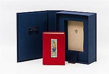 Gebetbuch aus dem Hause Medici von 1485, Faksimile - Gebetbuch von Lorenzo de Medici, wohl angefertigt als Geschenk für seine Tochter Lucrezia anlässlich ihrer Hochzeit.