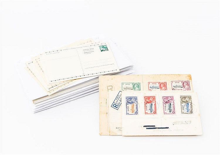 Briefe - sehr schöner Briefeposten Deutschland und Ausland.