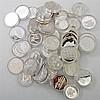 Olympische Spiele - Silbergedenkmünzen Alle Welt, Raugewicht über 2,5 kg,