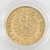 Preussen/GOLD - 10 Mark 1888/A, Wilhelm I.,