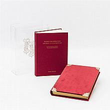 Faksimile einer mittelalterlichen Schrift - Jaques Bruyant, Le Livre du Chastel de Labour/ Das Buch vom erfüllten Leben, Luzern 2005.