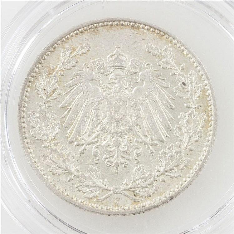 Deutsches Reich - 50 Pfenning 1900 J.,