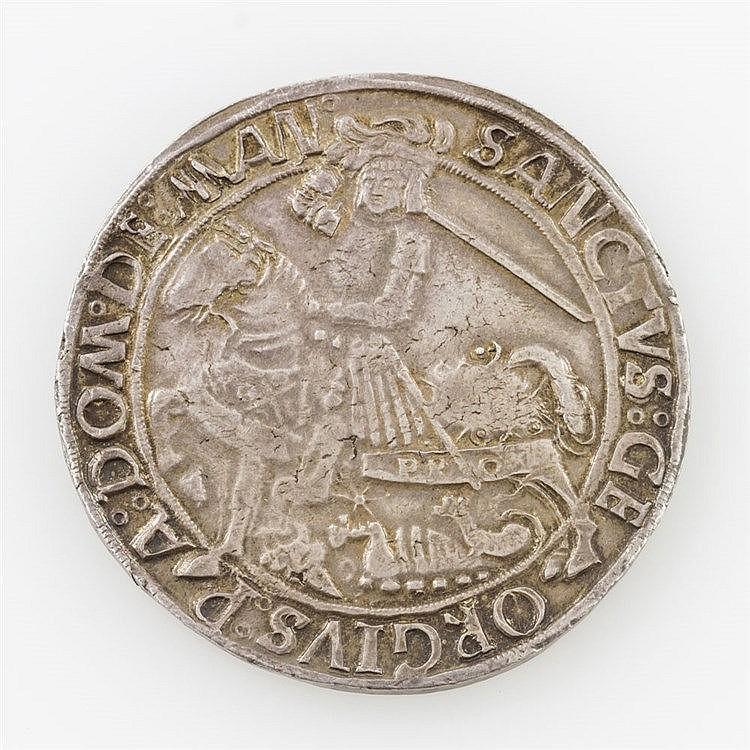 Mansfeld Taler 1522,