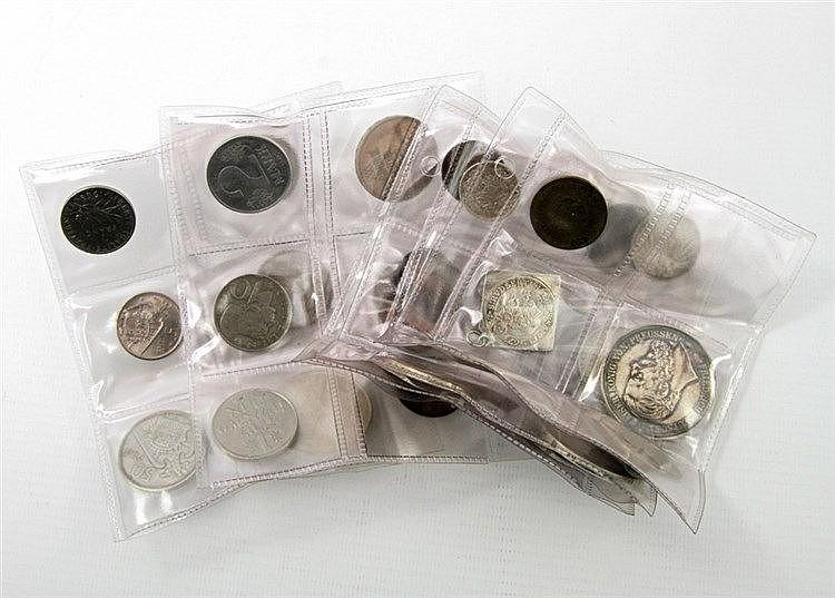 Fundgrube - ohne Limit! Diverse ältere Münzen und Auszeichnung,