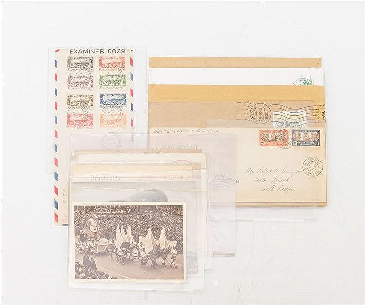 Briefe - kleiner Posten Briefe von alt bis neu.