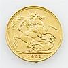 GB/ GOLD - 1 Sovereign 1903/M, Edward VII.,