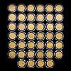 Dt. Kaiserreich/GOLD - Sammlung von 40 x 20 Mark: