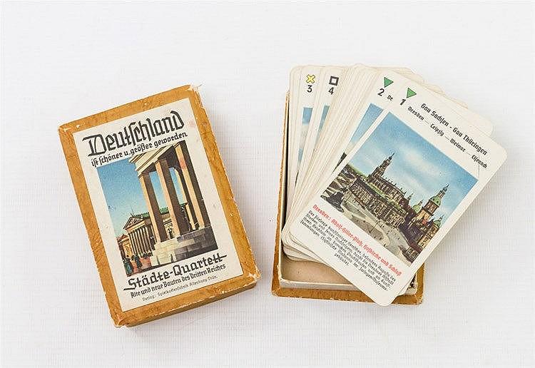 Kartenspiel, III. Reich -