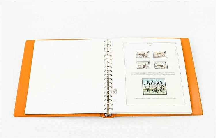 Ascension - Sehr saubere postfrische Sammlung von 1991 - 99,